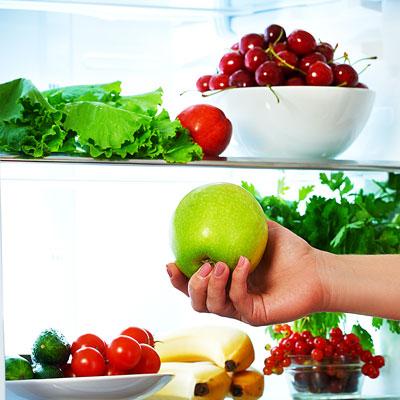 Výsledek obrázku pro ovoce a zelenina v lednici
